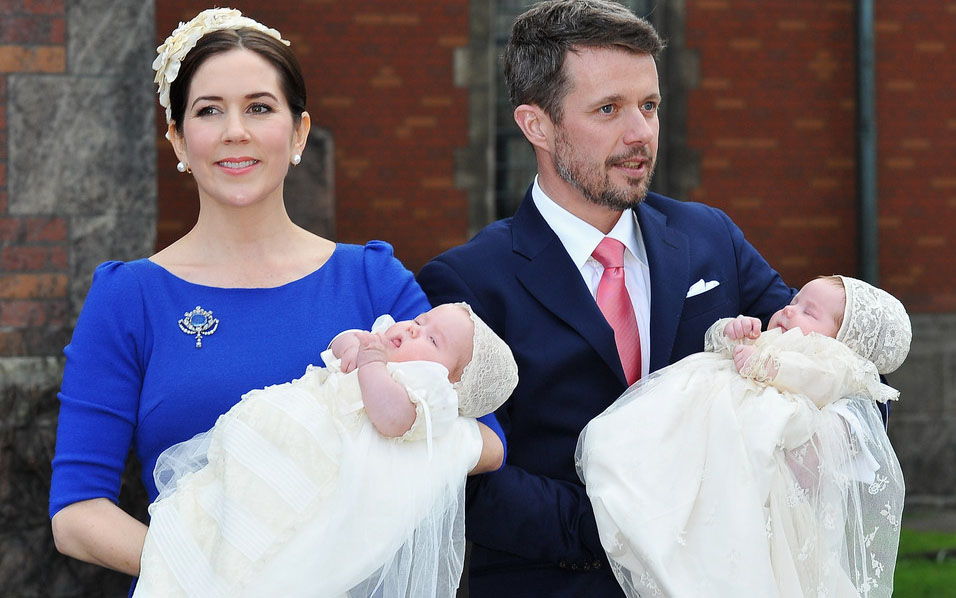 Поистине королевская двойня Дании :)