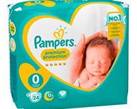 Pampers Preemie Protection
