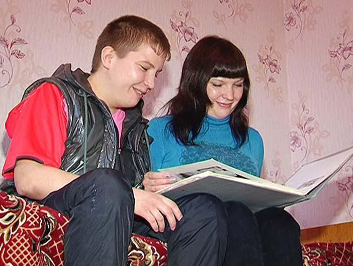 Аня и Таня Коркины