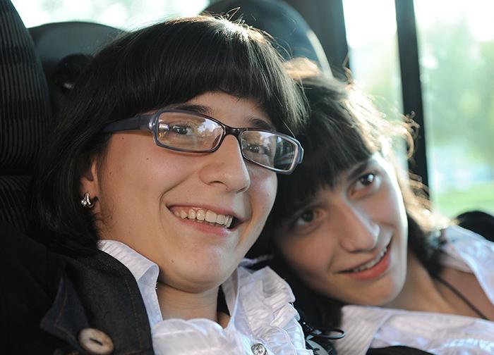 Зита и Гита Резахановы