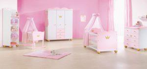Как выбрать кроватку для новорожденной двойни