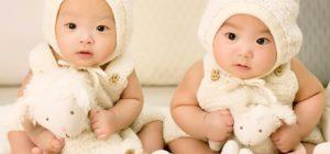 Появление на свет близнецов: на двоих — два дня рождения?