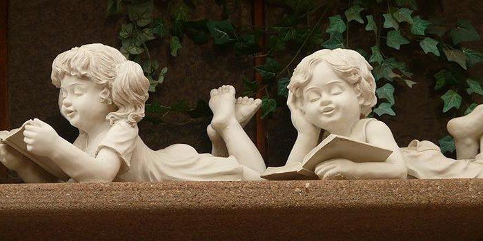 близнецы альбиносы