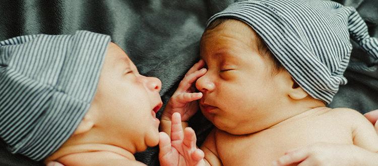 самое большое число близнецов рожденных одной матерью