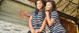 самые красивые в мире близнецы