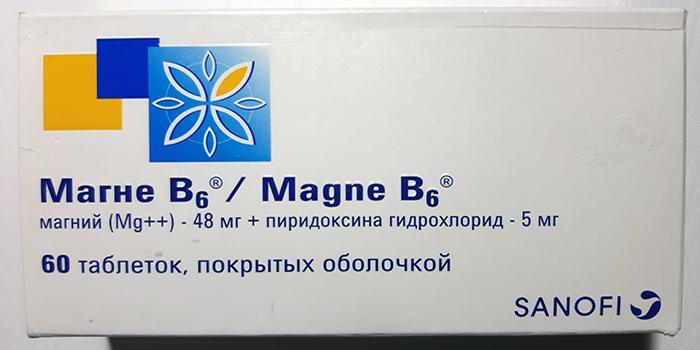 Магне В6 при беременности