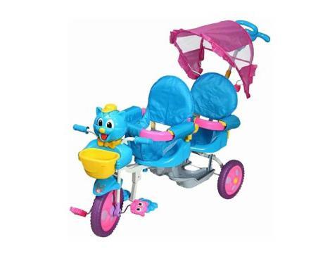 велосипед lider kids для двойни