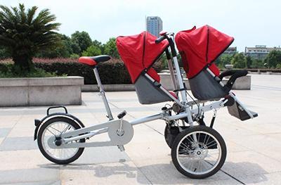 Велотрансформер для двойни
