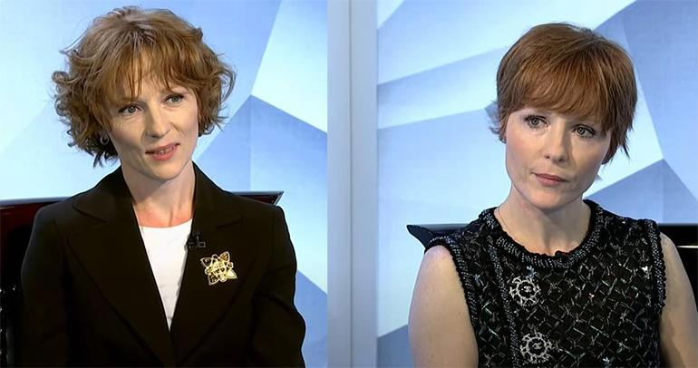Звездные близнецы: Полина и Ксения Кутеповы